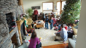 Christmas with our friends from Pittsburgh