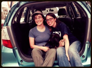 Rachel and Eliza photo