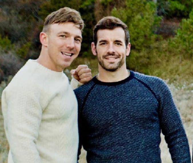 Travis and Dan - Adoption Florida
